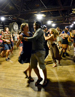 Square Dance at Clifftop - hat fixed
