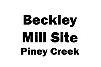 Beckley Grist Mill