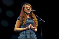 2016 WV Poetry Out Loud winner - Neely Seams from Greenbrier East HS