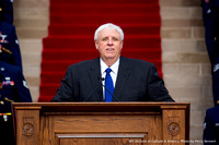 Governor Jim Justice Inauguration photos by Perry Bennett