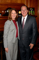 Governor visits with Sylvia Mathews Burwell : US Secretary of Health and Human Services