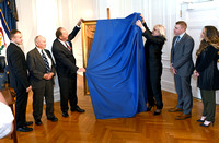 Governor Tomblin Official Portrait Unveiling