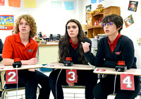 2018 History Bowl Play - In  Buckhannon